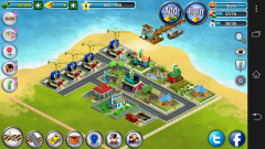 SimCity on mobile