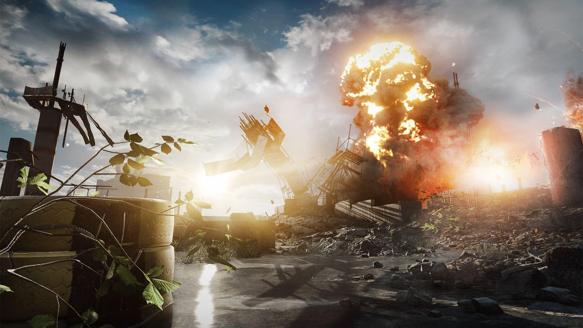 Battlefield 4 china rising Dlc screenshot 1