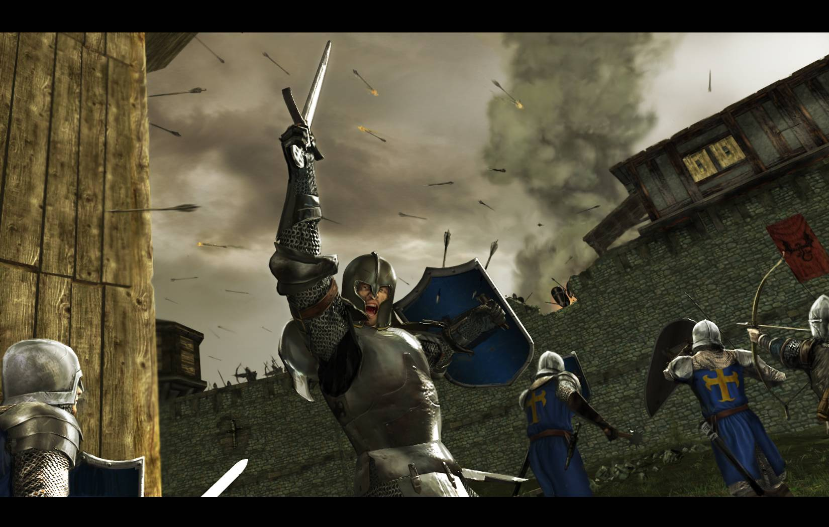 the lack of chivalry in the knights in shrek a fantasy adventure film Romance is the part that offers adventure a knight trained in the substance of chivalry this same supposition of romance is also found in the film.
